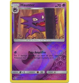 Pokemon Haunter - 37/111 - Uncommon Reverse Holo