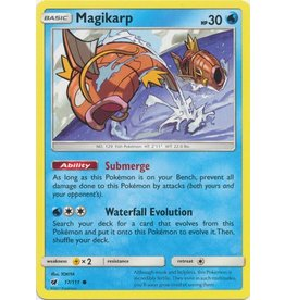 Pokemon Magikarp - 17/111 - Common