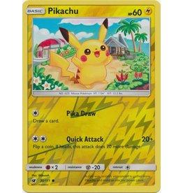 Pokemon Pikachu - 30/111 - Common Reverse Holo