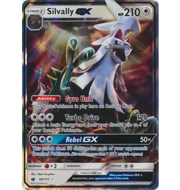 Pokemon Silvally GX - 90/111 - GX Rare