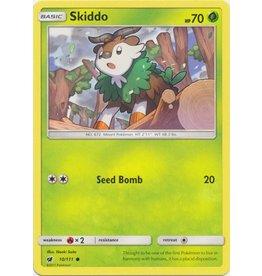 Pokemon Skiddo - 10/111 - Common