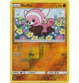 Pokemon Stufful - 55/111 - Common Reverse Holo