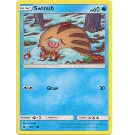 Pokemon Swinub - 19/111 - Common