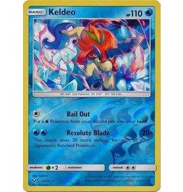 Pokemon Keldeo - 26/73 - Holo Rare Reverse Holo