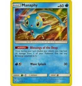 Pokemon Manaphy - 25/73 - Holo Rare