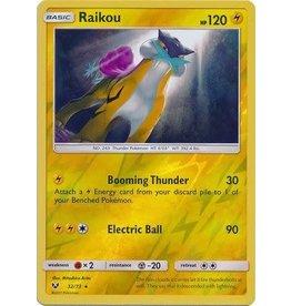 Pokemon Raikou - 32/73 - Holo Rare Reverse Holo