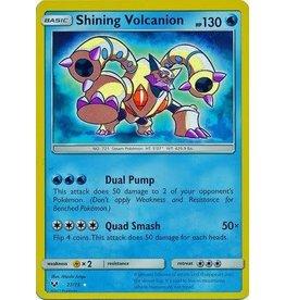 Pokemon Shining Volcanion - 27/73 - Shining Holo Rare