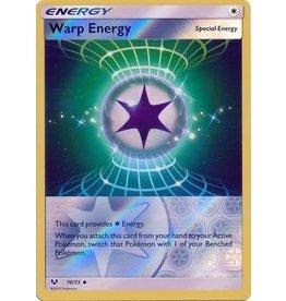 Pokemon Warp Energy - 70/73 - Uncommon Reverse Holo