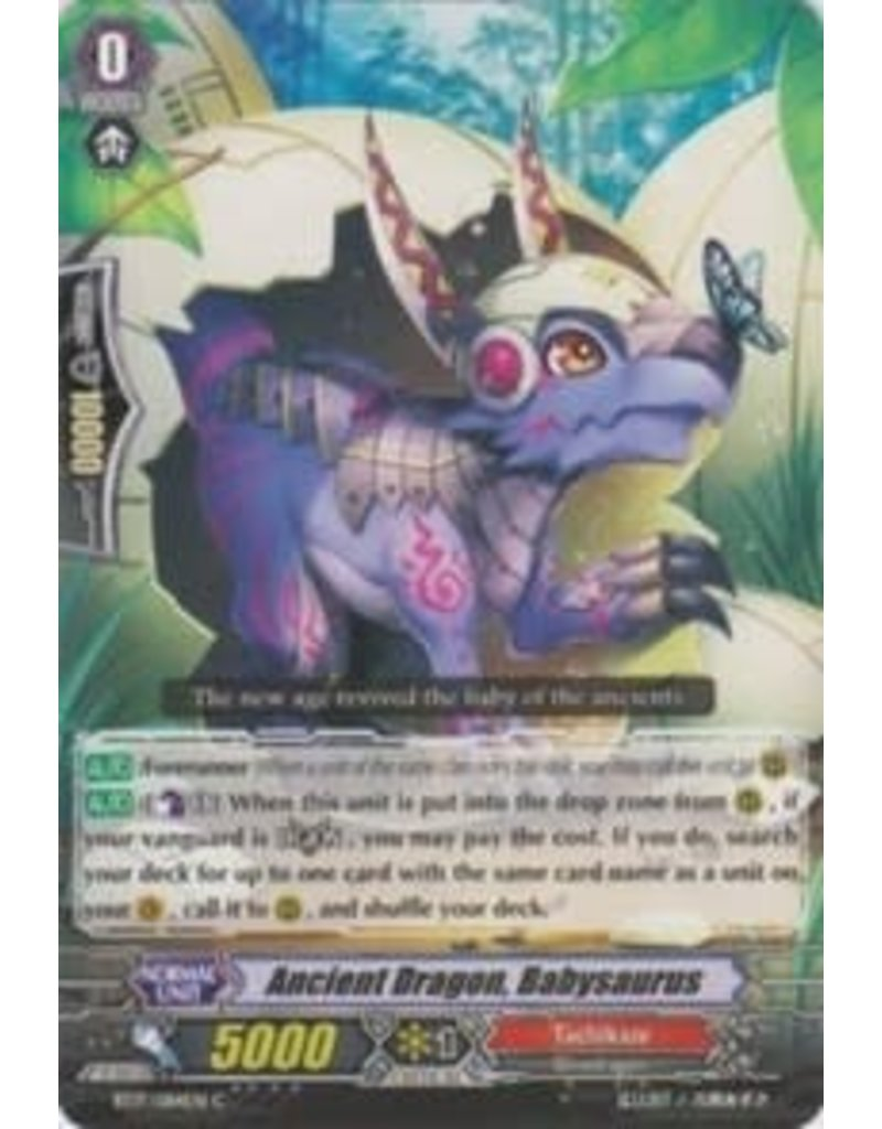 Ancient Dragon, Babysaurus BT17/084EN C