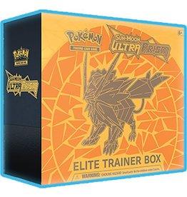 Pokemon Pokemon Ultra Prism - Elite Trainer Box - Solgaleo