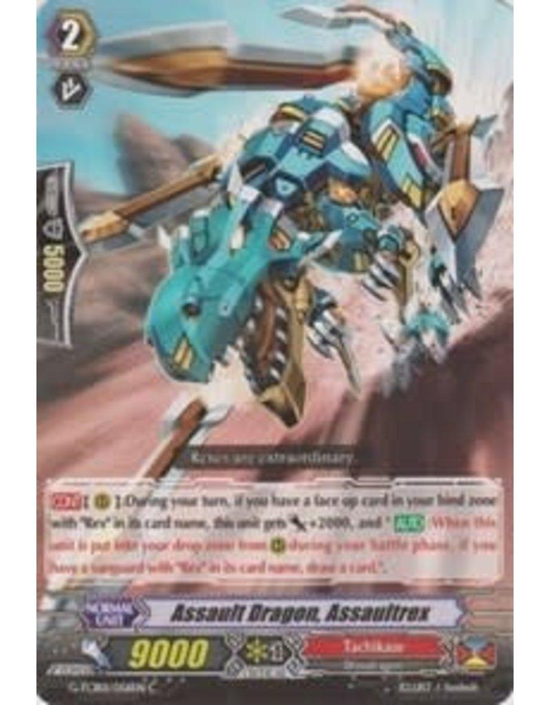 Assault Dragon, Assaultrex G-TCB01/056EN C