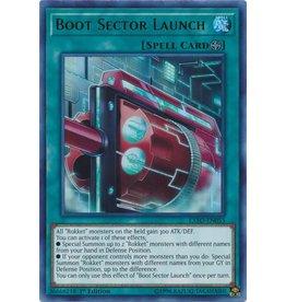 Konami Boot Sector Launch - EXFO-EN053 - Ultra Rare
