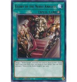 Konami Glory of the Noble Knights - EXFO-EN059 - Rare