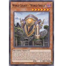 "Konami World Legacy - ""World Shield"" - EXFO-EN021 - Common"