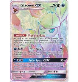 Pokemon Glaceon GX - 159/156 - Secret Rare
