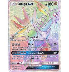 Pokemon Dialga GX - 164/156 - Secret Rare GX