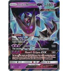 Pokemon Dawn Wings Necrozma GX - 63/156 - GX Rare