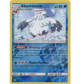 Pokemon Abomasnow - 38/156 - Rare Reverse Holo