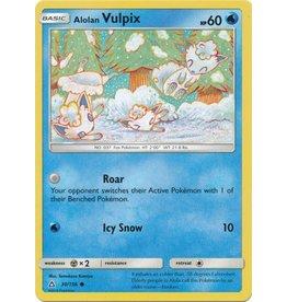 Pokemon Alolan Vulpix - 30/156 - Common