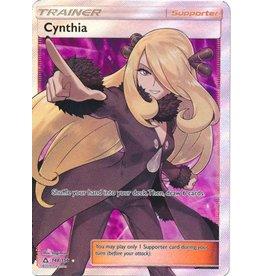 Pokemon Cynthia - 148/156 - Ultra Rare Full Art