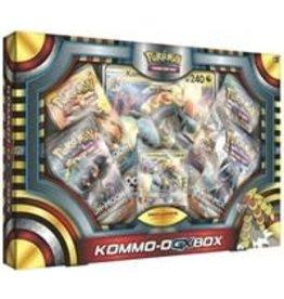 Pokemon Kommo-o GX Box - Pokemon Promo