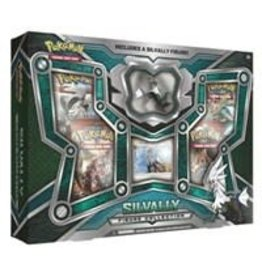 Pokemon Silvally Figure Box - Pokemon Promo