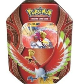 Pokemon Pokemon - Tin - 2017 - Ho-oh