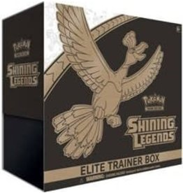 Pokemon Pokemon Sun & Moon - Shining Legend - Elite Trainer Box