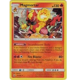 Pokemon Magmortar - 19/156 - Holo Rare