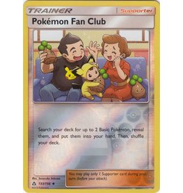 Pokemon Pokémon Fan Club - 133/156 - Uncommon Reverse Holo