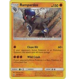 Pokemon Rampardos - 65/156 - Holo Rare