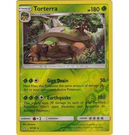 Pokemon Torterra - 9/156 - Holo Rare Reverse Holo