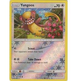 Pokemon Yungoos - 112/156 - Common Reverse Holo