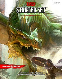 Wizards of the Coast D&D: Starter Set 5th Ed 5E