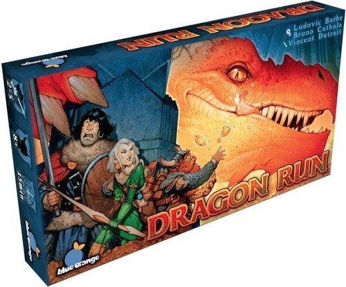 Blue Orange Dragon Run