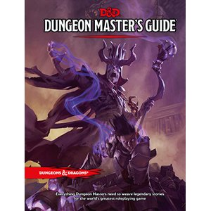 Wizards of the Coast D&D RPG: Dungeon Masters Guide