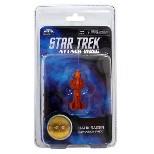 Wizkids Star Trek Attack Wing: Halik Raider