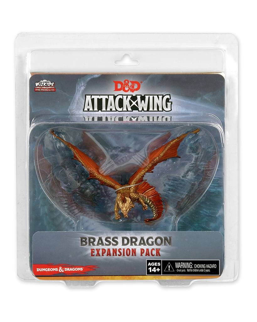 D&D Attack Wing: Brass Dragon Expansion Pack