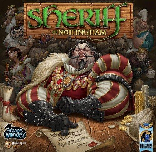Arcane wonders Sheriff of Nottingham