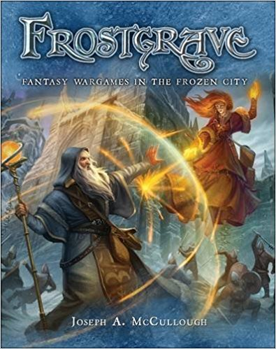 Osprey Frostgrave RPG: Fantasy Wargames in the Frozen City