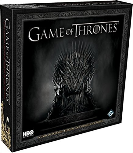 Fantasy Flight A Game of Thrones: Card Game (HBO Edition)