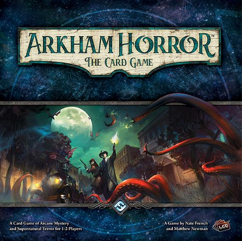 Fantasy Flight Arkham Horror LCG