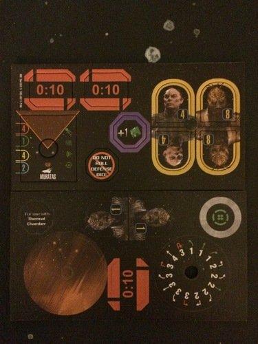 Star Trek Attack Wing Muratas exp