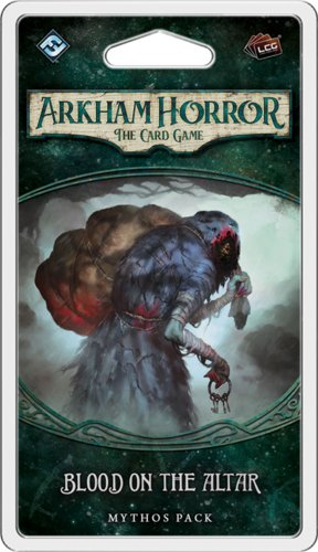 Fantasy Flight Arkham Horror LCG: Blood on the Altar