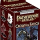 Paizo Pathfinder Battles Crown of Fangs booster