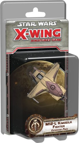Fantasy Flight STAR WARS X-WING: M12-L Kimogila Fighter