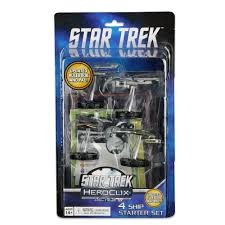 Wizkids Star Trek Heroclix: Tactics IV Booster