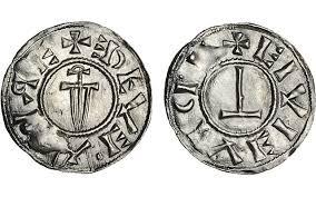 Artana Metal coins anglo saxon