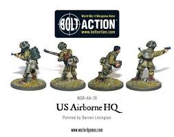 Warlord Game Bolt Action: US Airborne