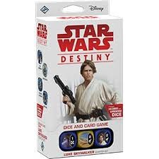 Fantasy Flight Star Wars Destiny: Luke Starter